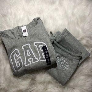 Gap Hoodie w/matching Sweatpants
